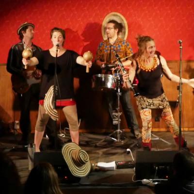 Concerts - La Cosecha Del Barrio Loco