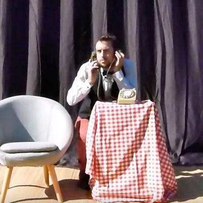 Concerts - Le téléphone de Mr Charly